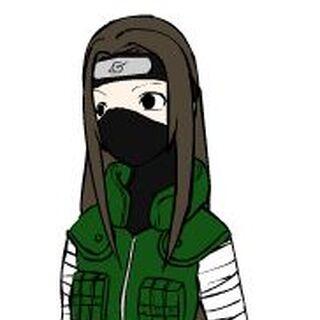 Miki as a Chunin