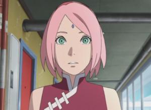 Sakura Uchiha