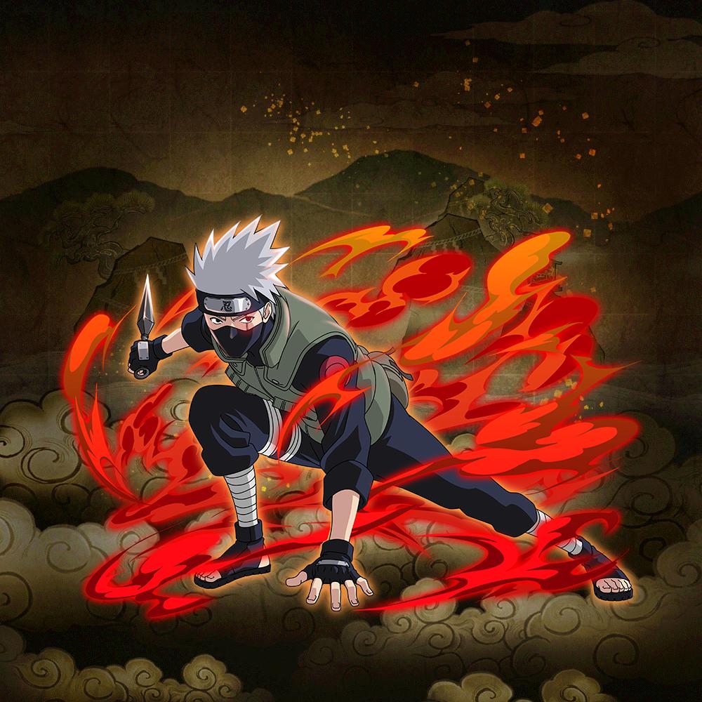 "Kakashi Hatake ""Severing Lightning"" (★5)   Naruto ..."
