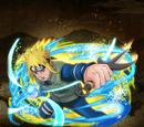 "Minato Namikaze ""Flash of the Battlefield"""