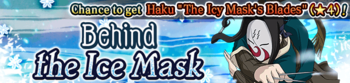Behind the Ice Mask Banner