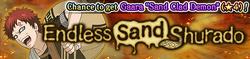 Endless Sand Shurado Banner