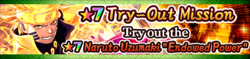 7-Star Try-Out Mission Banner