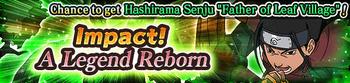 Impact! A Legend Reborn Banner
