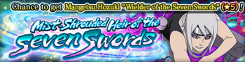 Mist-Shrouded Heir of the Seven Swords Banner