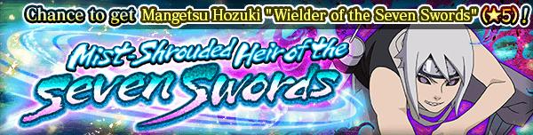 Mist-Shrouded Heir of the Seven Swords Banner