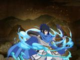 "Sasuke Uchiha ""Violet Flame Hunter"" (★5)"