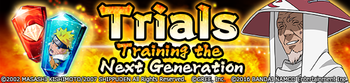 Trials Training the Next Generation Banner