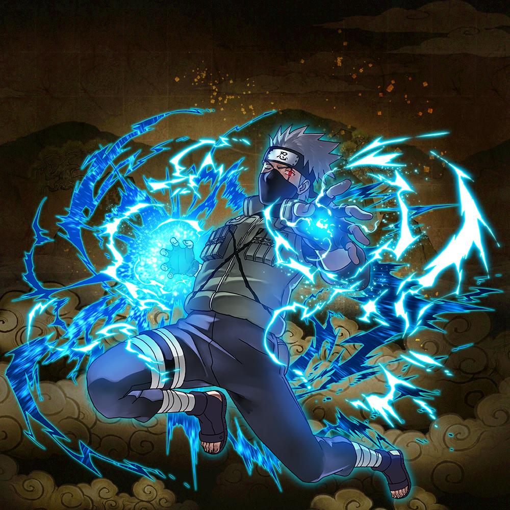 """Kakashi Hatake """"Iron Resolve"""" (★5)   Naruto Shippuden ..."""