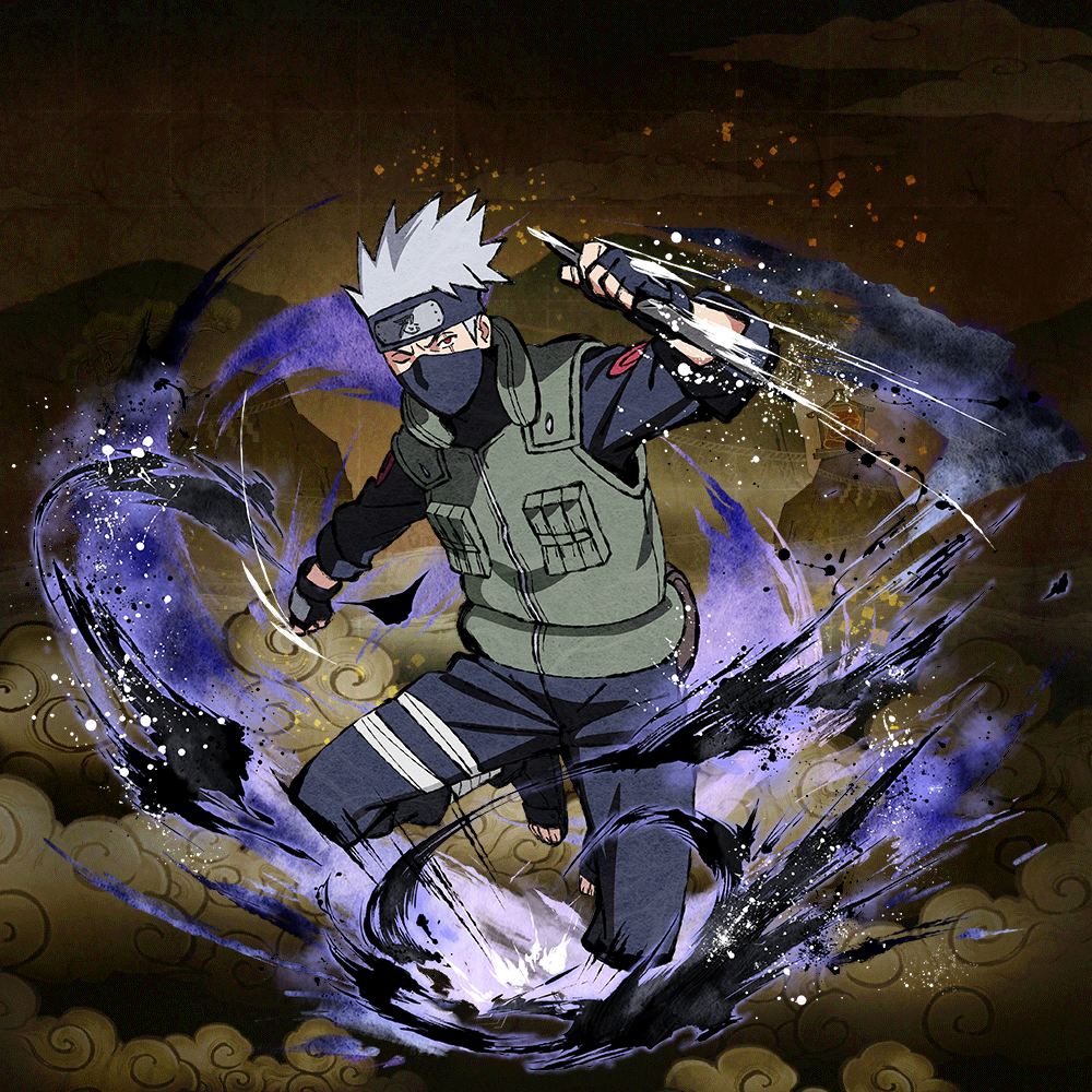 "Kakashi Hatake ""Battle Tactician""   Naruto Shippuden ..."