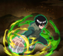 "Rock Lee ""Fighting Spirit Overflowing"" (★5)"