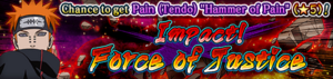 Impact! Force of Justice Banner