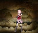"""Sakura Haruno """"Dancing Cherry Blossoms"""" (★4)"""