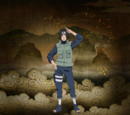 """Leaf Chunin Male """"Supporter of the Tree"""""""