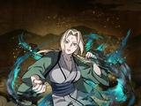 "Tsunade ""Risking Her Life"""