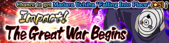 Impact! The Great War Begins Banner