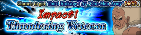 Impact! Thundering Veteran Banner