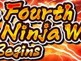 The Fourth Great Ninja War Begins