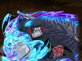 "Kisame Hoshigaki ""Swordsman of the Raging Waves"""