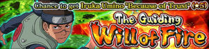 The Guiding Will of Fire Banner