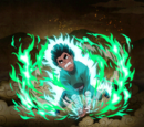 """Rock Lee """"The Eight Gates"""" (★6)"""