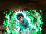 "Rock Lee ""The Eight Gates"" (★6)"