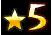 5 Star Rarity