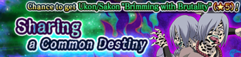 Sharing a Common Destiny Banner