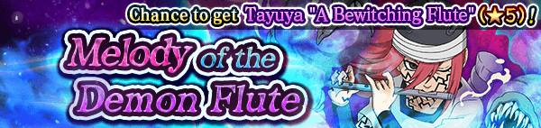 Melody of the Demon Flute Banner