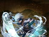 """Kakashi Hatake """"The Bitterness of Fate"""" (★6) (Blazing Awakened)"""