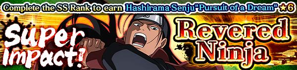 Super Impact! Revered Ninja Banner