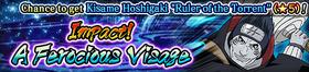 Impact! A Ferocious Visage Banner