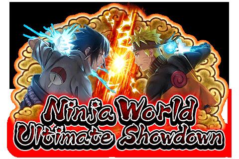 Ninja World Ultimate Showdown   Naruto Shippuden: Ultimate