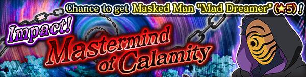 Impact! Mastermind of Calamity Banner