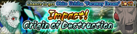 Impact! Origin of Destruction Banner