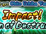 Impact! Origin of Destruction