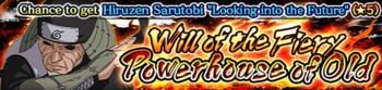Will of the Fiery Powerhouse of Old Banner