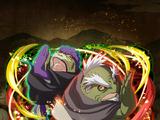"Shima & Fukasaku ""The Sacred Mountain's Two Great Toad Sages"""