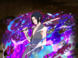 "Sasuke Uchiha ""Thunder of Retaliation"" (★6)"