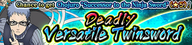 Deadly Versatile Twinsword Banner