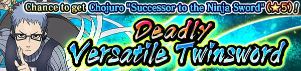 Deadly Versatile Twinsword Banner