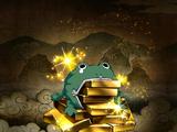 "Gama-chan ""Millionaire"""