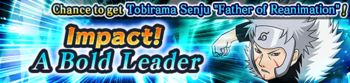 Impact! A Bold Leader Banner