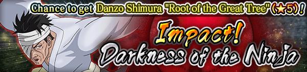 Impact! Darkness of the Ninja Banner