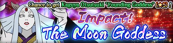 Impact! The Moon Goddess Banner