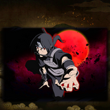 "Itachi Uchiha ""Eyes Gazing Over the Future"" (★6) (Blazing Awakened)"