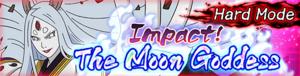 Impact! The Moon Goddess Hard Banner