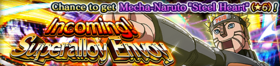 Incoming! Superalloy Envoy Banner