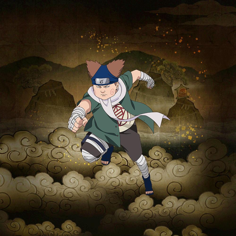 Choji Akimichi Glutton 4 Naruto Shippuden Ultimate Ninja