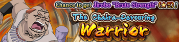 The Chakra-Devouring Warrior Banner